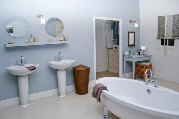 8 Bathroom Sink Designs Pedestal Image