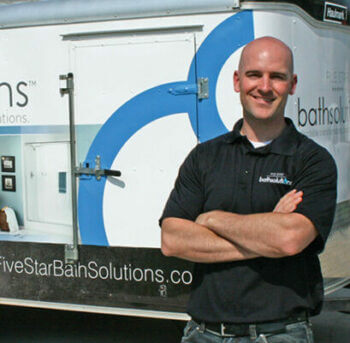 locally owned bath remodeler